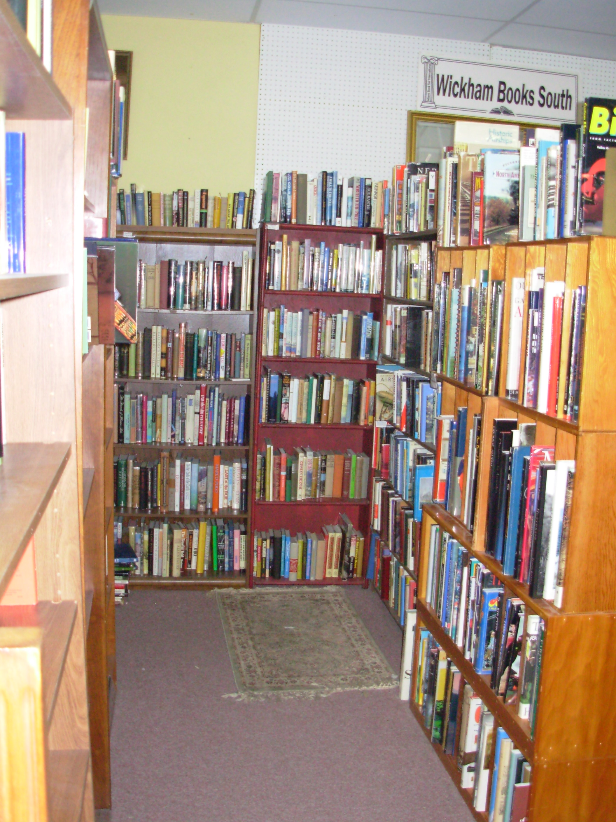 Jasons adult book store