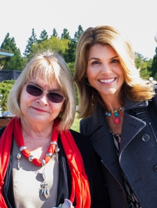 Suzi Weinert and actress Lori Loughlin